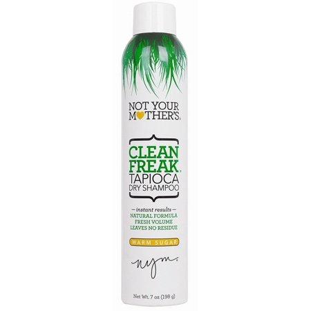 Not Your Mothers Clean Freak Tapioca Dry Shampoo 7 Oz
