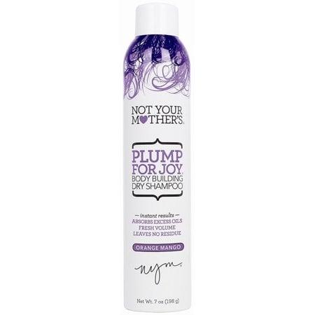 Not Your Mother's Plump for Joy Body Building Dry Shampoo, Orange Mango 7 oz