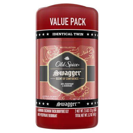 Old Spice Antiperspirant and Deodorant for Men 3-Pack Now $3.14