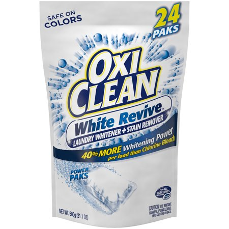 OxiClean White Revive Stain Remover 3-Count Now $11.97 (Was $32.97)