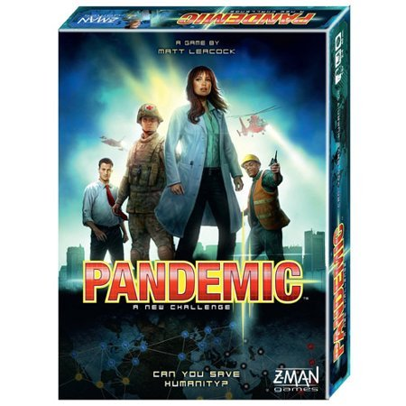 Z-Man Games Pandemic: Contagion Now $9.15 (Was $29.99)