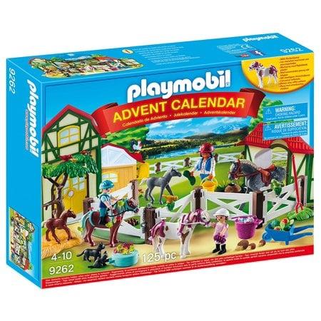 PLAYMOBIL Advent Calendar - Horse Farm Now $17.00 (Was $24.99)