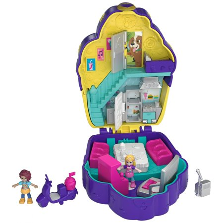 Polly Pocket Pamperin Perfume Spa Now $6.39 (Was $14.99)