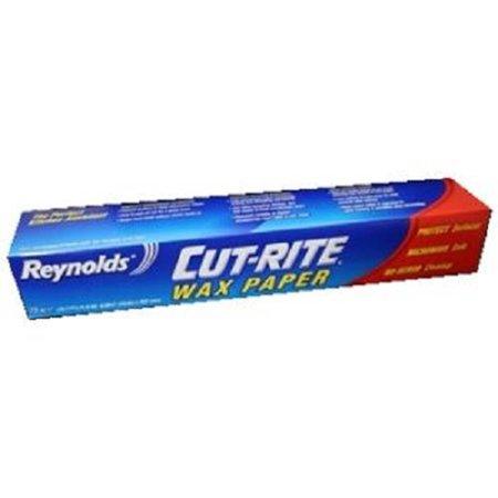 Reynolds Cut-Rite Wax Paper Now $1.48