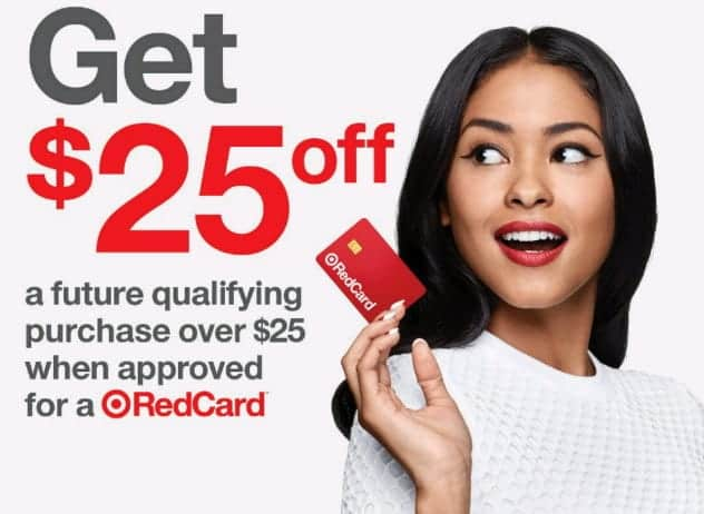 Target: SUPER HOT  off ANY  Purchase w/ New REDCard Sign Up
