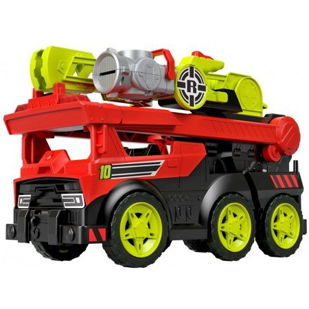 Fisher-Price Rescue Heroes Transforming Fire Truck with Lights & Sounds Now $23.99 (Was $49.99)