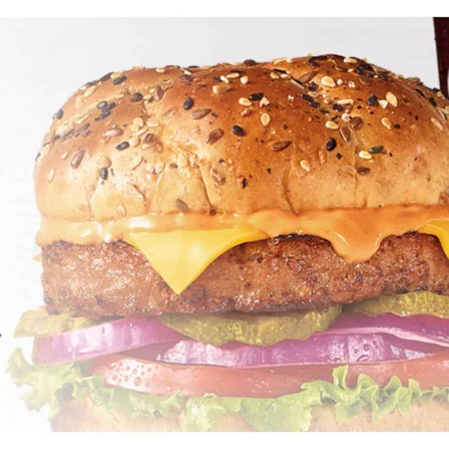 FREE Denny's Beyond Burger with Any Drink Today!!
