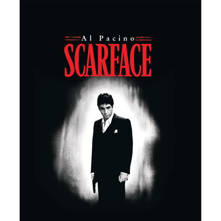Scarface (1983) Limited Edition Blu-ray Steelbook Now $7.99