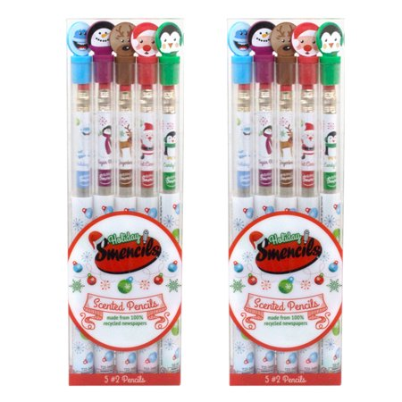 Scentco Halloween Smencils Scented Pencils 5-Count Now $7.99 (Was $22.34)