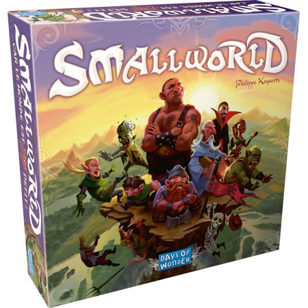 Small World Strategy Board Game Now $23.35 (Was $49.99)