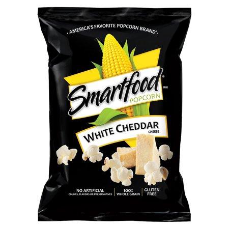 Smartfood White Cheddar Flavored Popcorn (Pack of 40) Now $10.10