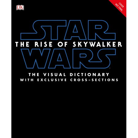 Star Wars The Rise of Skywalker The Visual Dictionary Now $14.99 (Was $24.99)