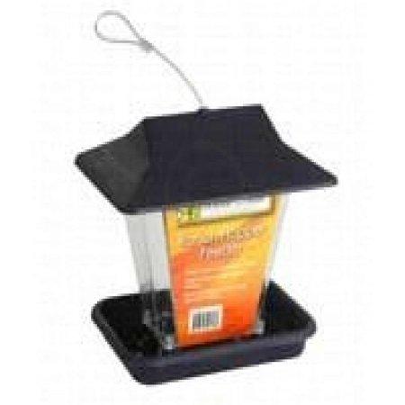 Stokes Select Metal Hopper Bird Feeder, 4 Feeding Ports Now $15.00 (Was $30.40)