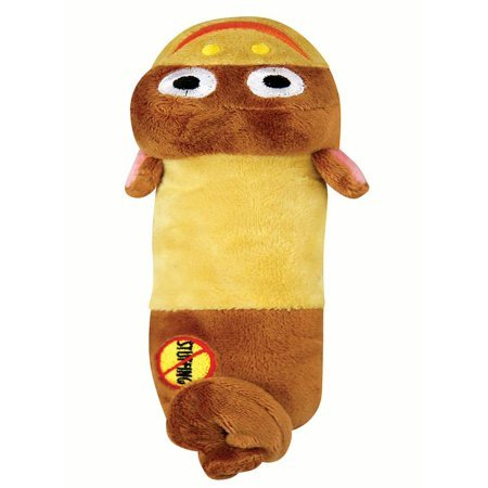 Petstages Just For Fun No Stuffing Plush LiL Squeak Monkey for Small Dogs Now $2.06 (Was $8.32)