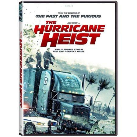 The Hurricane Heist [Blu-ray] Now $5.00