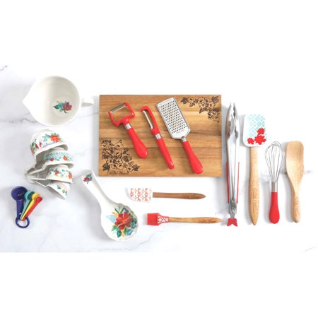The Pioneer Woman Spring Bouquet 20-Piece Gadget Set Now $20 (Was $39.99)