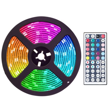 Angoo USB LED Strip Lights with Remote Control Now $5.99 (Was $30)