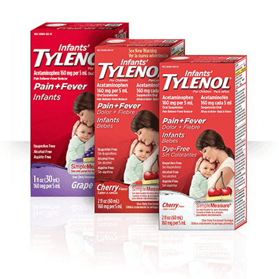 Infant Tylenol Settlement: Get Up to  Back