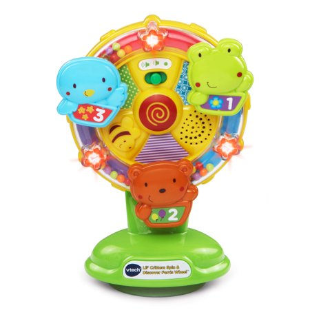 VTech Baby Lil' Critters Spin and Discover Ferris Wheel Now $6.39 (Was $12.99)