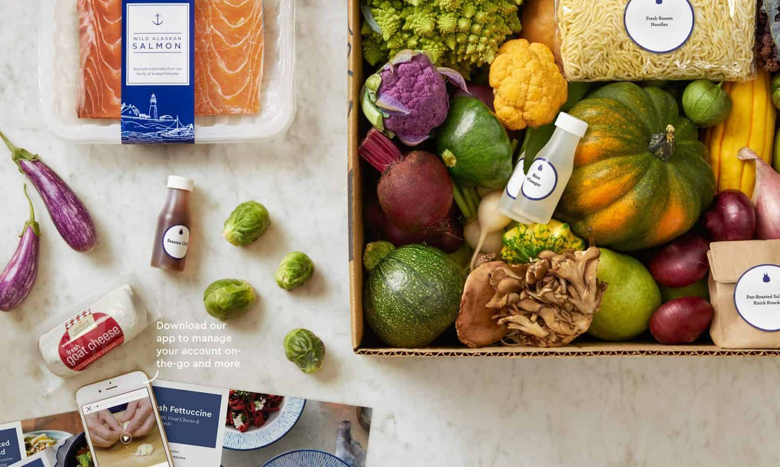 Blue Apron Discount: Save  on Your First 4 Boxes