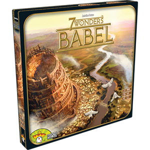 7 Wonders: Babel Expansion Now $16.30 (Was $42.99)