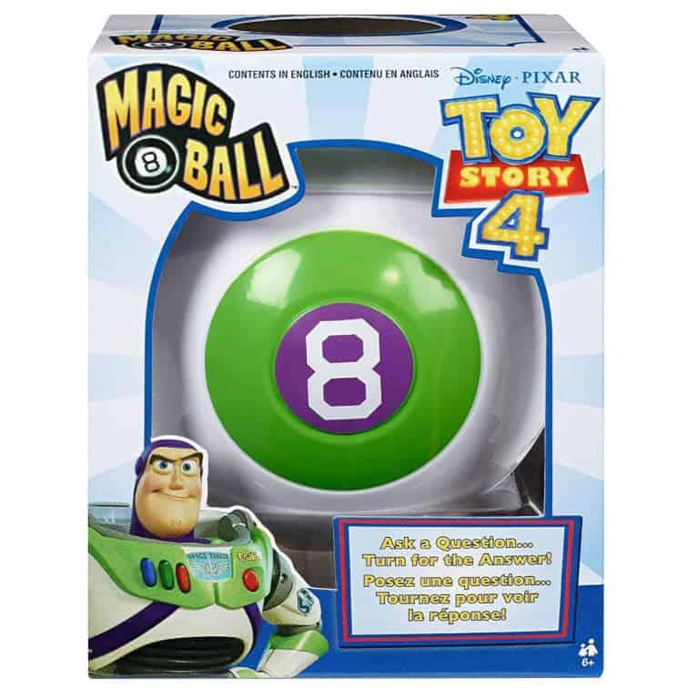 Magic 8 Ball: Disney Pixar Toy Story 4 Now .97 (Was .99)