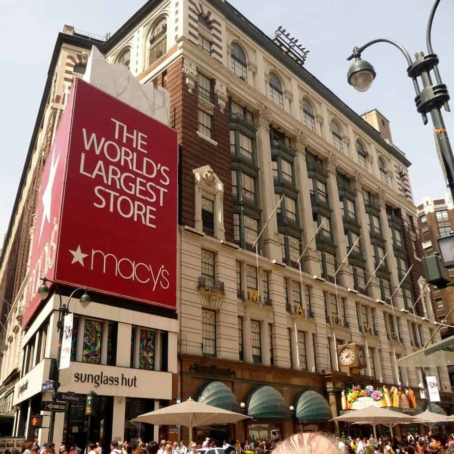 Macy's is Closing Dozens of Stores This Year. Here's the Full List...