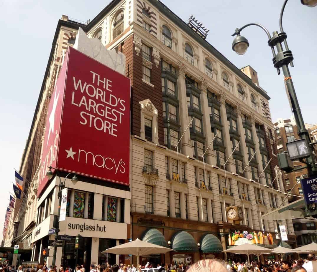 125 Macy's Stores are Closing