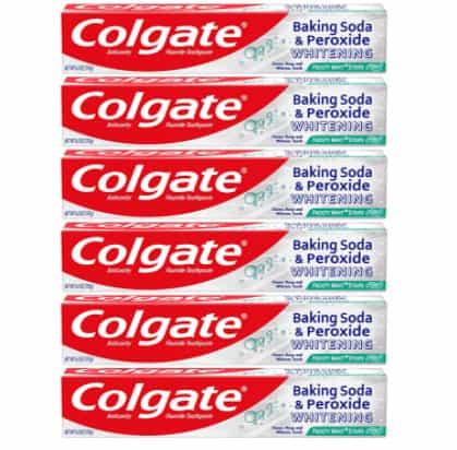 Colgate Baking Soda Toothpaste