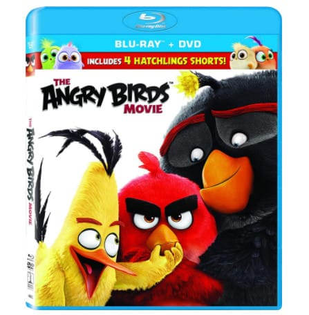 The Angry Birds Movie Blu-ray Now .61
