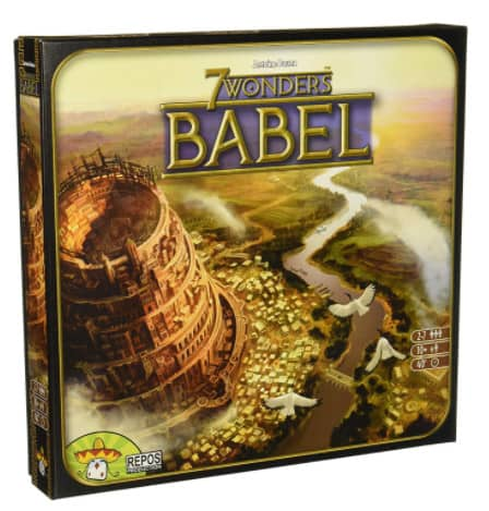 7 Wonders: Babel Expansion Now .30 (Was .99)