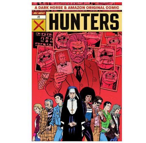 FREE Hunters Kindle & ComiXology Comics