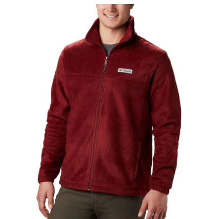Columbia Men's Steens Mountain 2.0 Full Zip Fleece Jacket Now .98 (Was )
