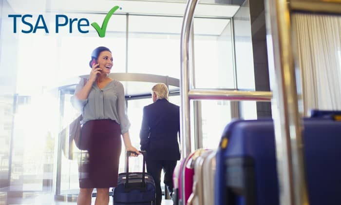 TSA PreCheck and Travel Package 9 - 5 Value