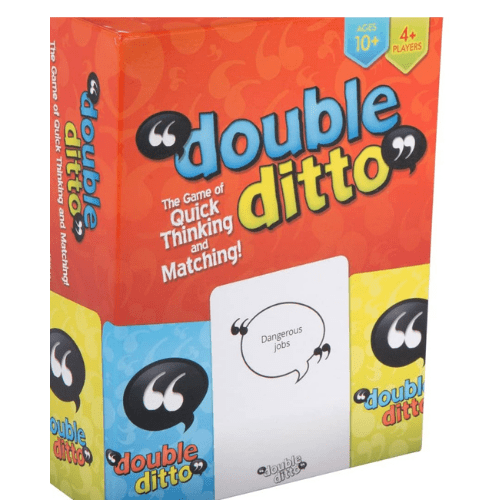 Inspiration Play Double Ditto Family Board Game Only .02