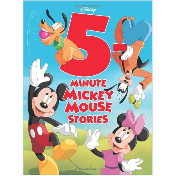 5-Minute Mickey Mouse Stories Now .84 (Was .99)