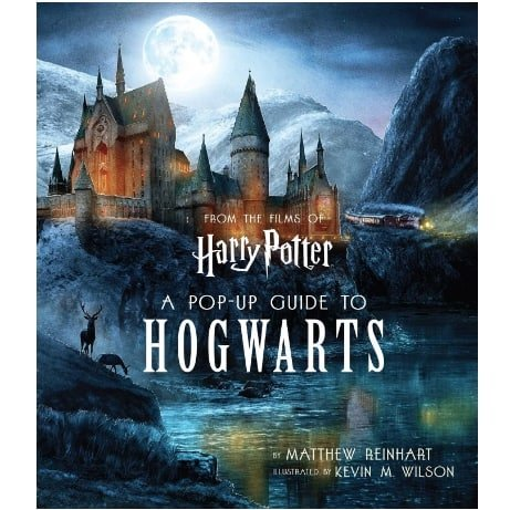 Harry Potter: A Pop-Up Guide to Hogwarts Now .99 (Was )