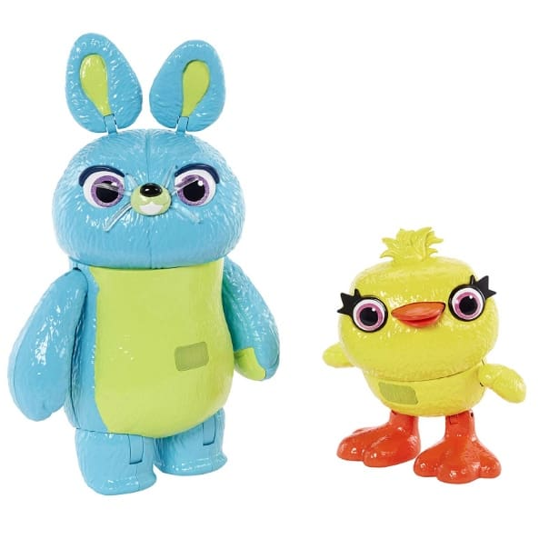 Toy Story Interactive True Talkers Bunny and Ducky Now .99 (Was .99)