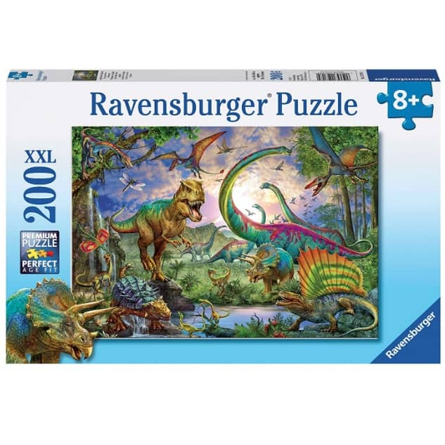 Ravensburger Realm of The Giants 200 Piece Puzzle Now .29 (Was .99)