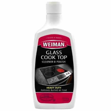 Weiman Glass Cooktop Heavy Duty Cleaner and Polish Now .32 (Was .14)