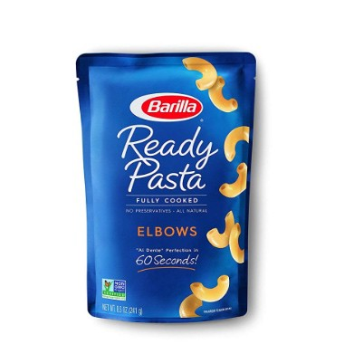 Barilla Ready Pasta Elbows Pasta 6-Pack Now .70 (Was .52)