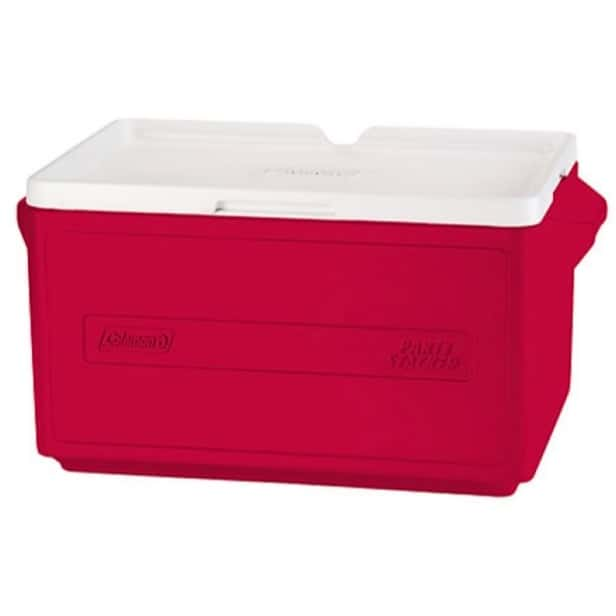 Coleman 48 Can Party Stacker Cooler Now .47 (Was .99)