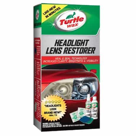 Turtle Wax Headlight Lens Restorer Kit Only .47