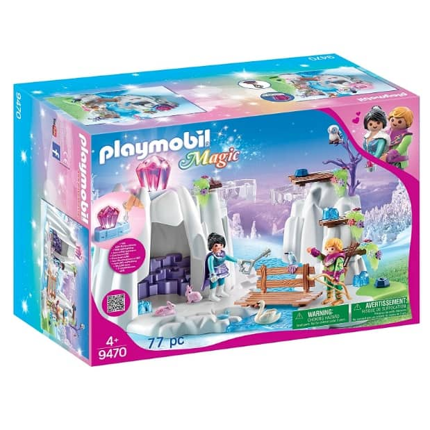 PLAYMOBIL Crystal Diamond Hideout Now .95 (Was .99)