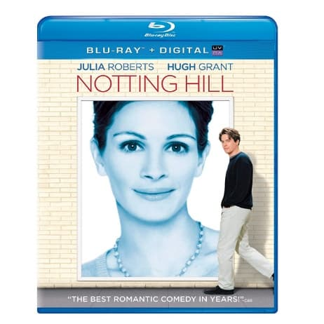 Notting Hill Blu-ray + Digital Now .99 (Was .98)