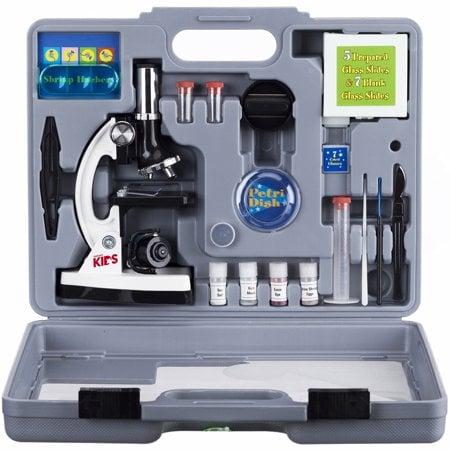 AmScope Kids Microscope Kit Now $29.99 (Was $40)