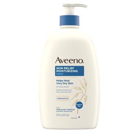 Aveeno Diabetics' Dry Skin Relief Lotion Now $4.25 (Was $9.99)