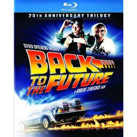 Back to the Future Trilogy Blu-ray Now $16.99 (Was $35.98)