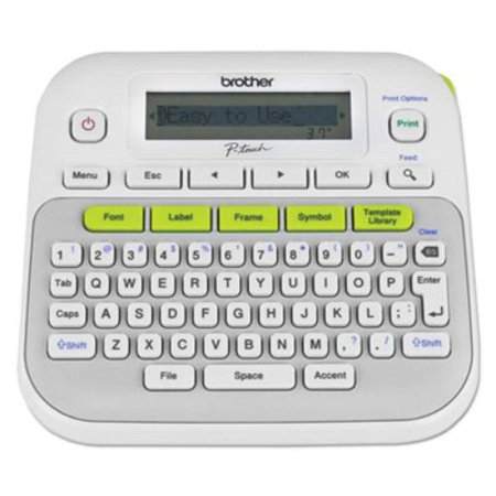 Brother P-touch Easy-to-Use Label Maker Now $19.99 (Was $34.99)