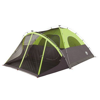 Coleman Steel Creek 6-Person Dome Tent with Screen Room Now $95.13 (Was $229.99)